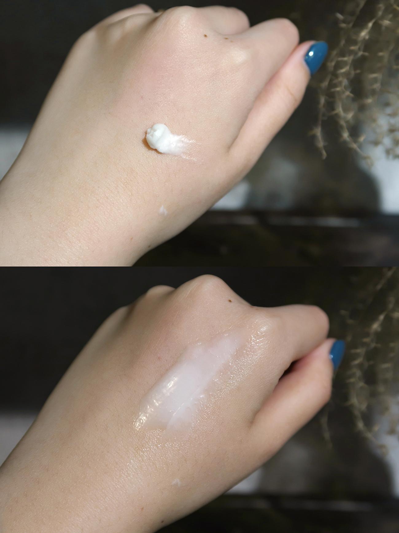 韓國nokdu發酵綠豆系列 保濕深層潔面乳 氧氣微米泡泡面膜 使用心得 (4).JPG