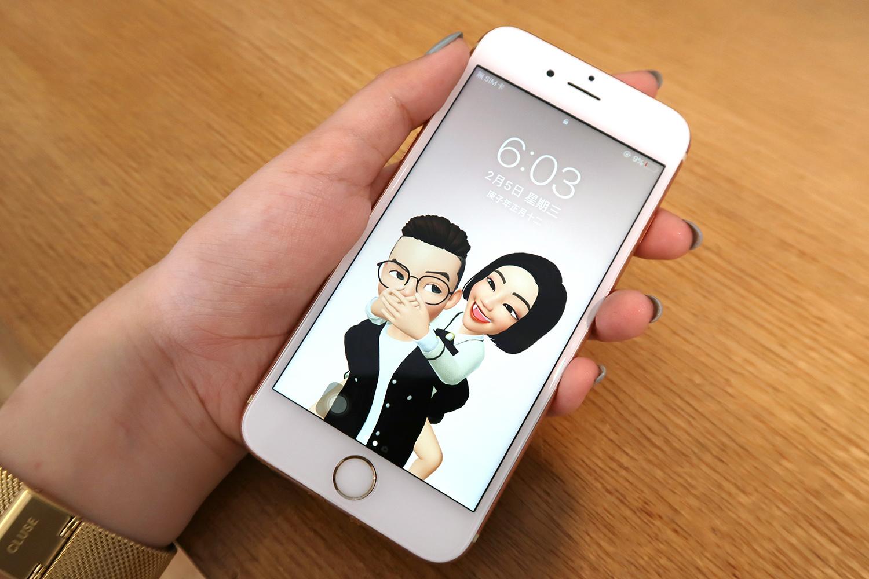 iPhone螢幕維修完照片-士林iPhone維修推薦