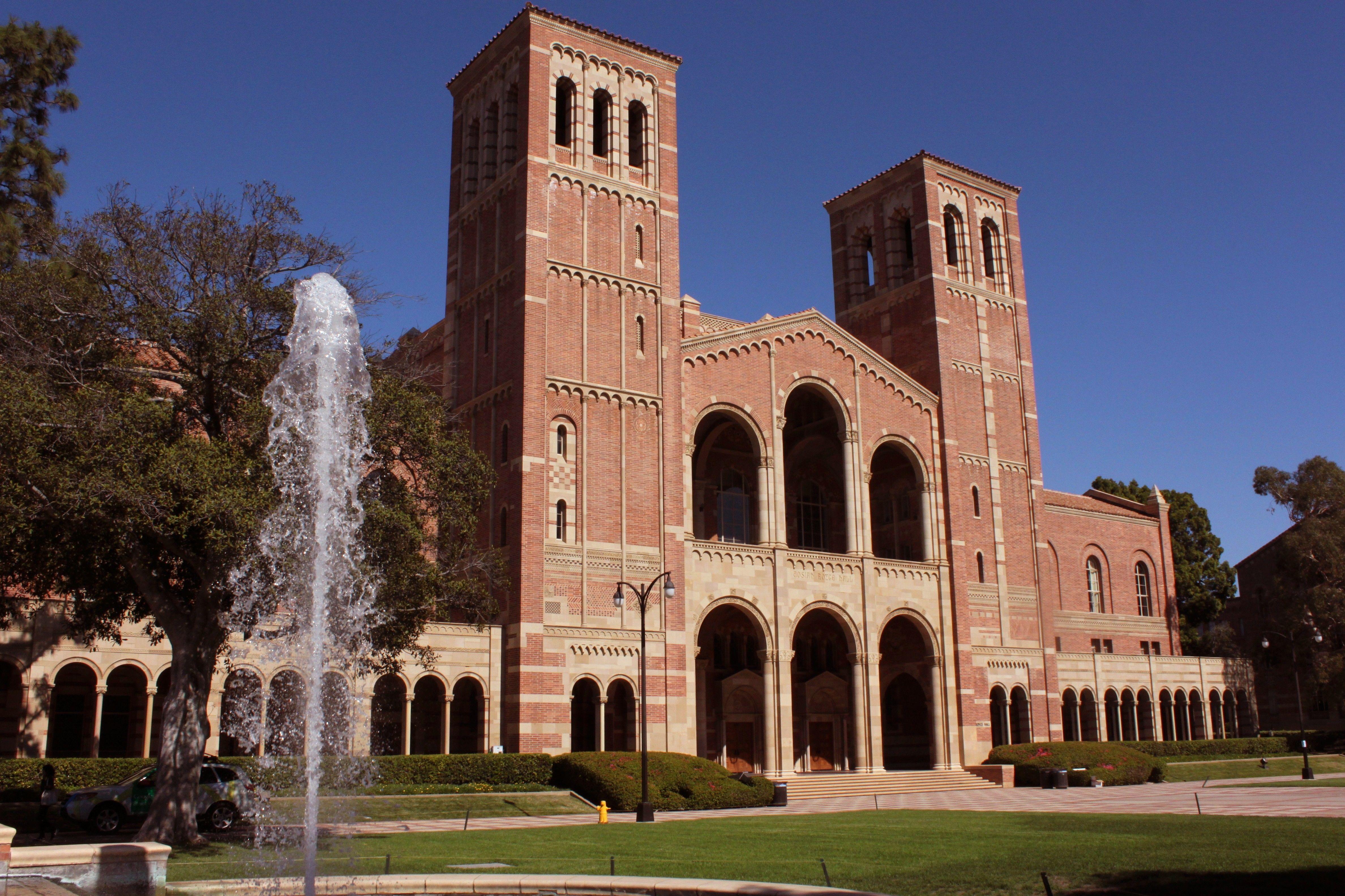 UCLA 洛杉磯加大 - 莘莘學子夢寐以求的大學 - 美國大學 申請大學 百大名校 國外留學 XL ACADEMY 國際學校