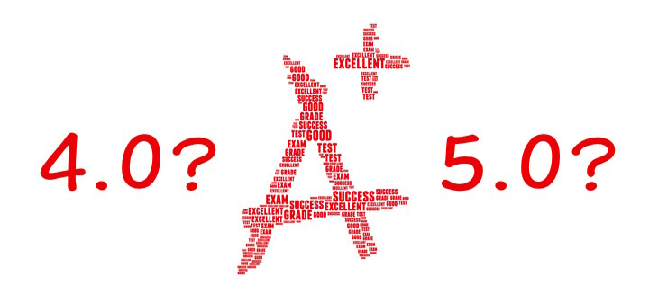 Weighted or Unweighted GPA?申請大學如何填寫高中成績?- 申請大學|美國大學|出國留學|百大名校|國際學校|XL ACADEMY|英文教學