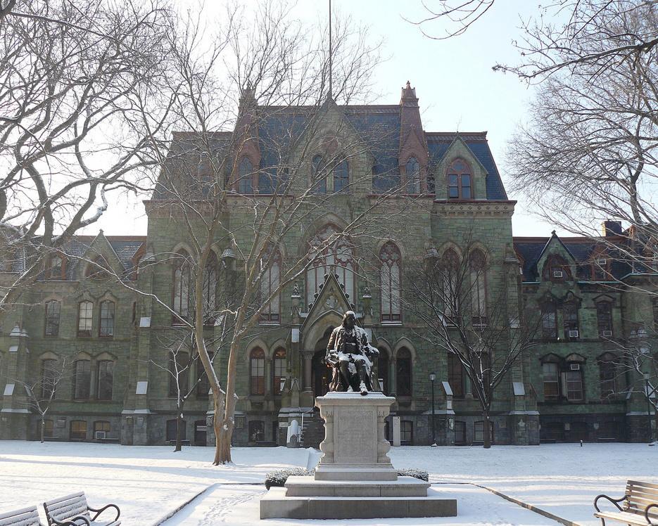 UPenn 賓州大學 - 北醫的姐妹校,常春藤盟校之一 - 美國大學|申請大學|百大名校|國際學校|XL ACADEMY|國外留學|英文教學