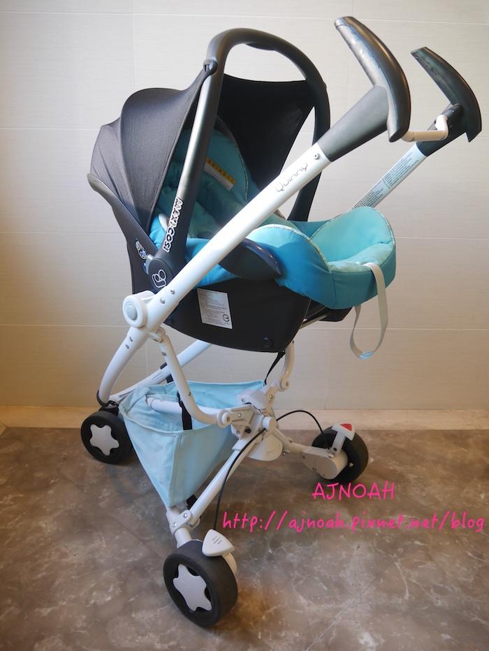 〈荷蘭製造〉多功能新生兒提籃 - Maxi-Cosi 嬰兒安全汽座 CabrioFix