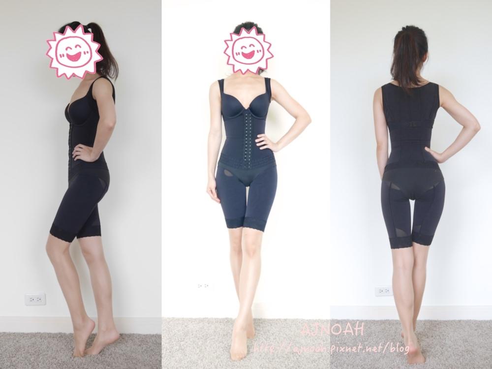 赫本精品塑身衣,產後穿一個月回到22腰,美麗不失健康