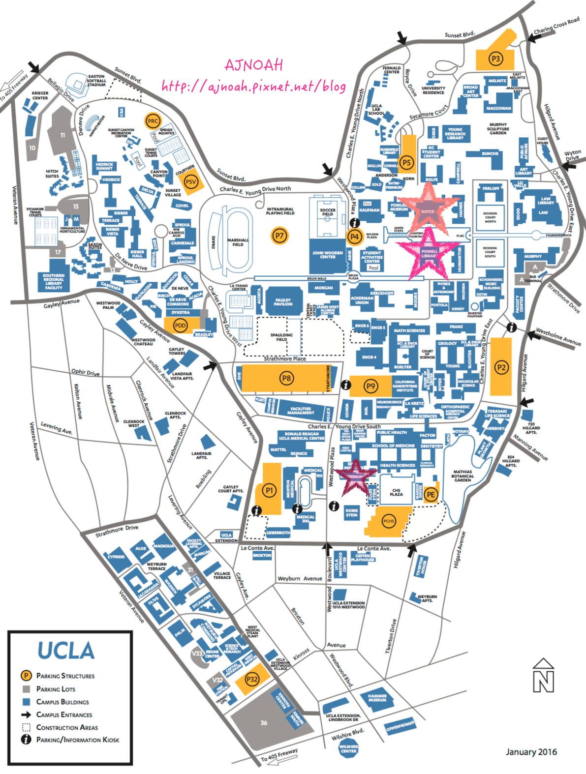 UCLA 洛杉磯加大 - 莘莘學子夢寐以求的大學