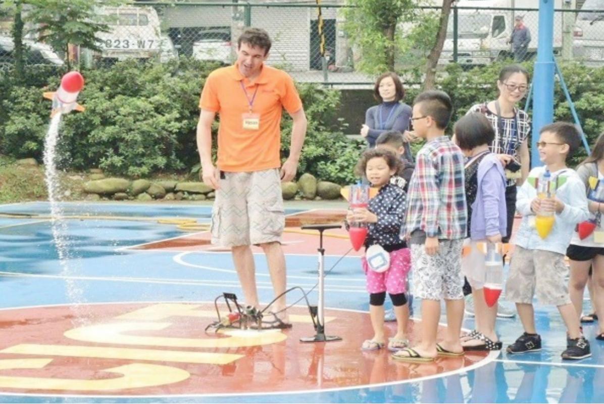 寒假去哪玩?北台灣全美語冬令營|不出國也能玩營隊練英文