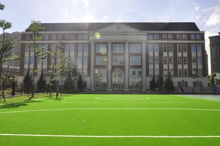 新竹縣美國學校 HCAS - 本土機構成立的外僑學校