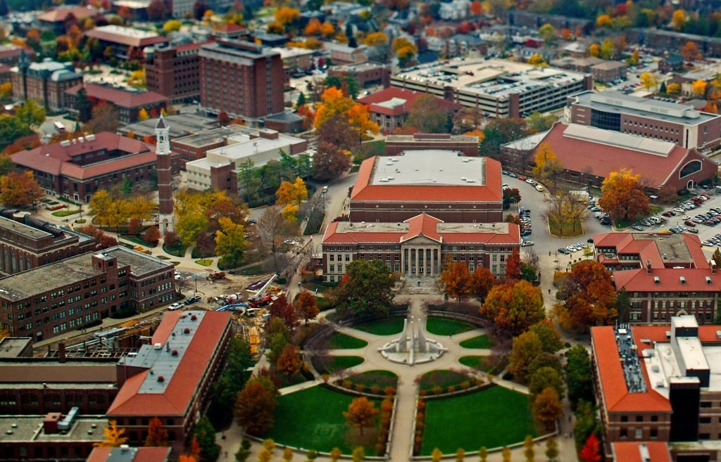 Purdue普渡大學 – 孕育太空人及科學家的搖籃