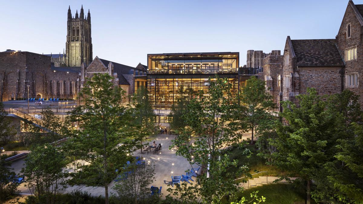 DUKE 杜克大學 – 多元且專業的研究環境,歷史悠久的頂尖大學