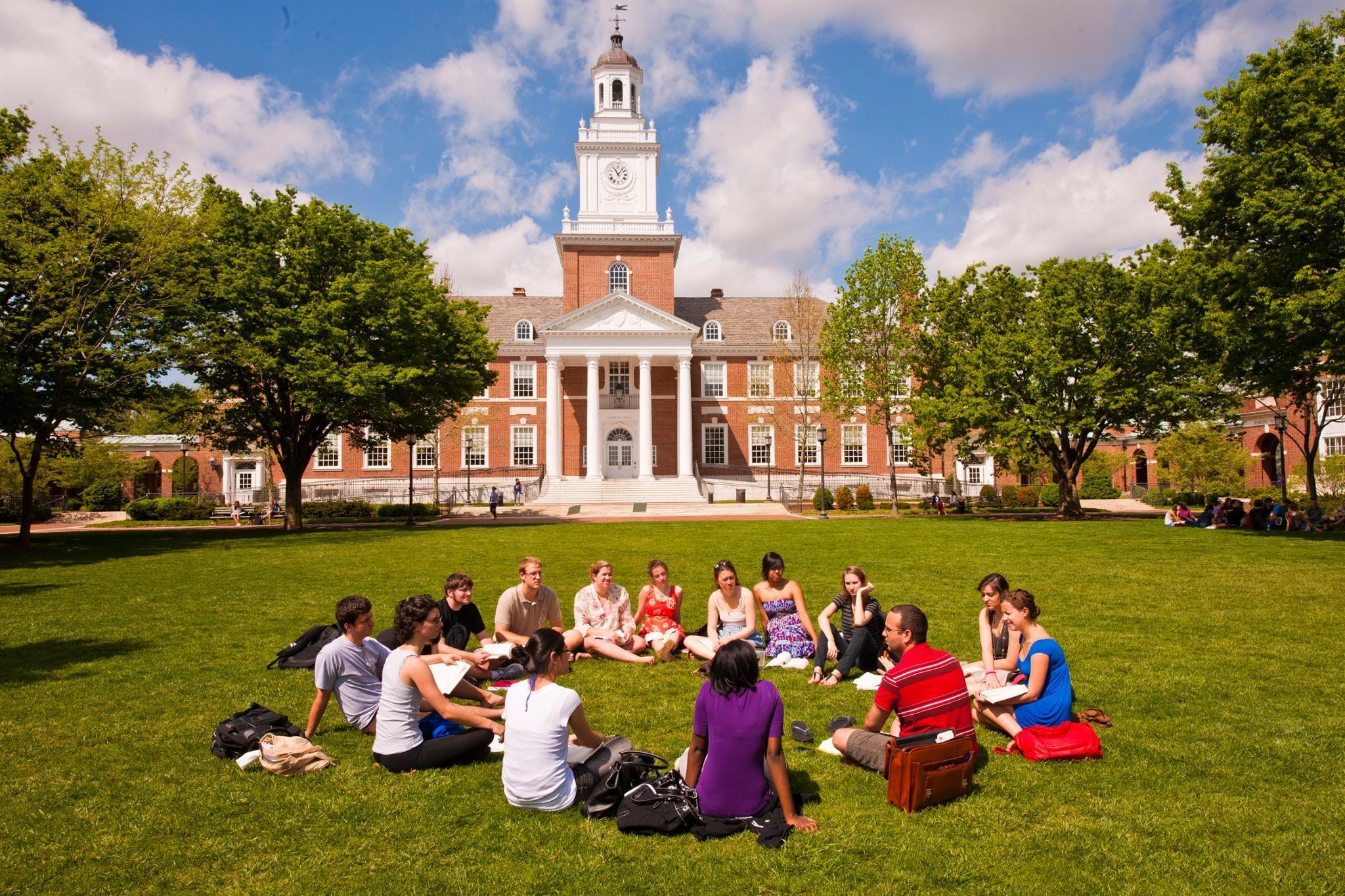 JHU約翰霍普金斯大學 - 美國現代大學的開創者,公衛以及醫學全美頂尖
