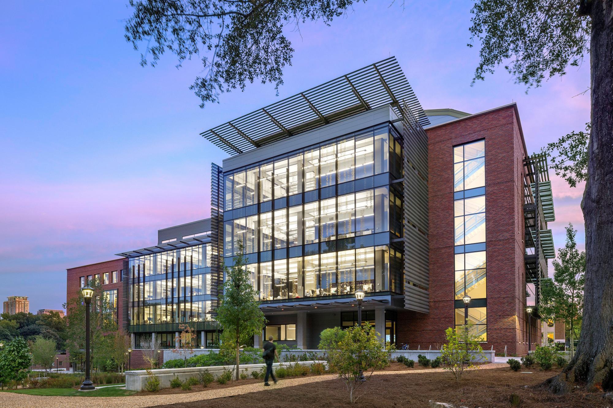 GIT喬治亞理工學院 - 美國前三名公立理工大學