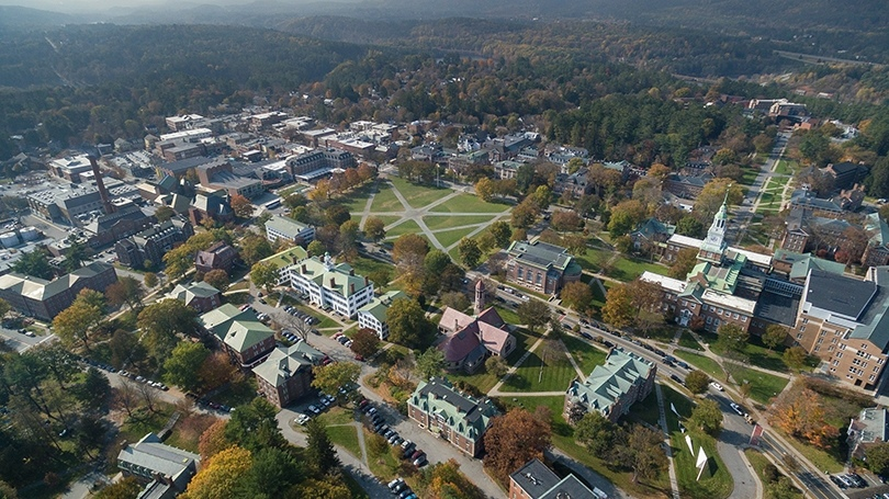 Dartmouth達特茅斯學院 – 常春藤盟校內規模最小,培育出許多知名校友
