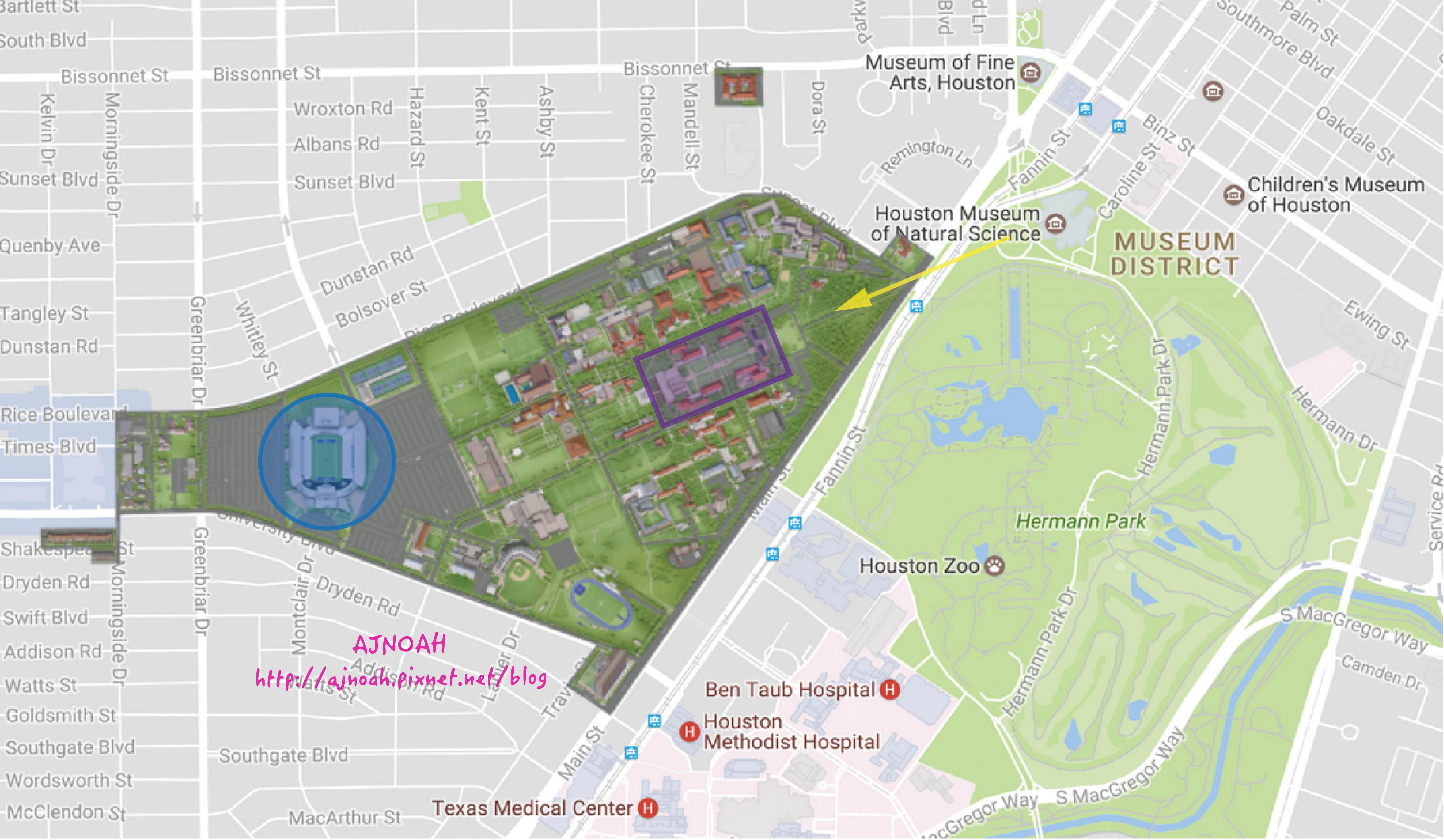 Rice萊斯大學 – 德州頂尖私立大學,航太科學的翹楚