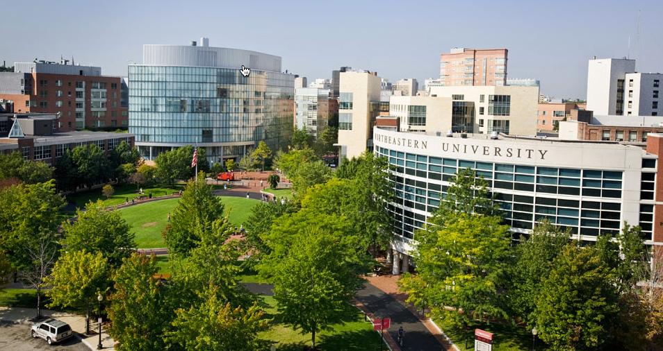 NU 東北大學 - 位於波士頓人文核心,學術與實習經驗並重