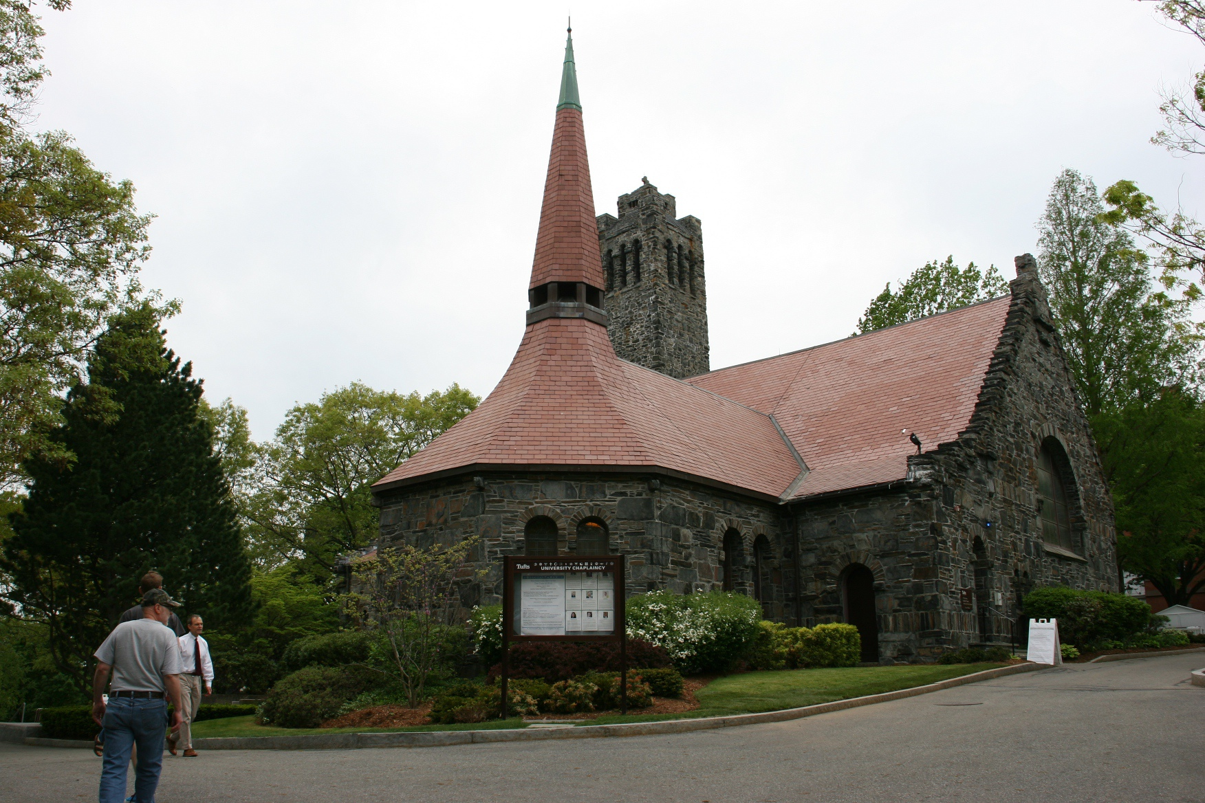 Tufts University Goddard Chapel