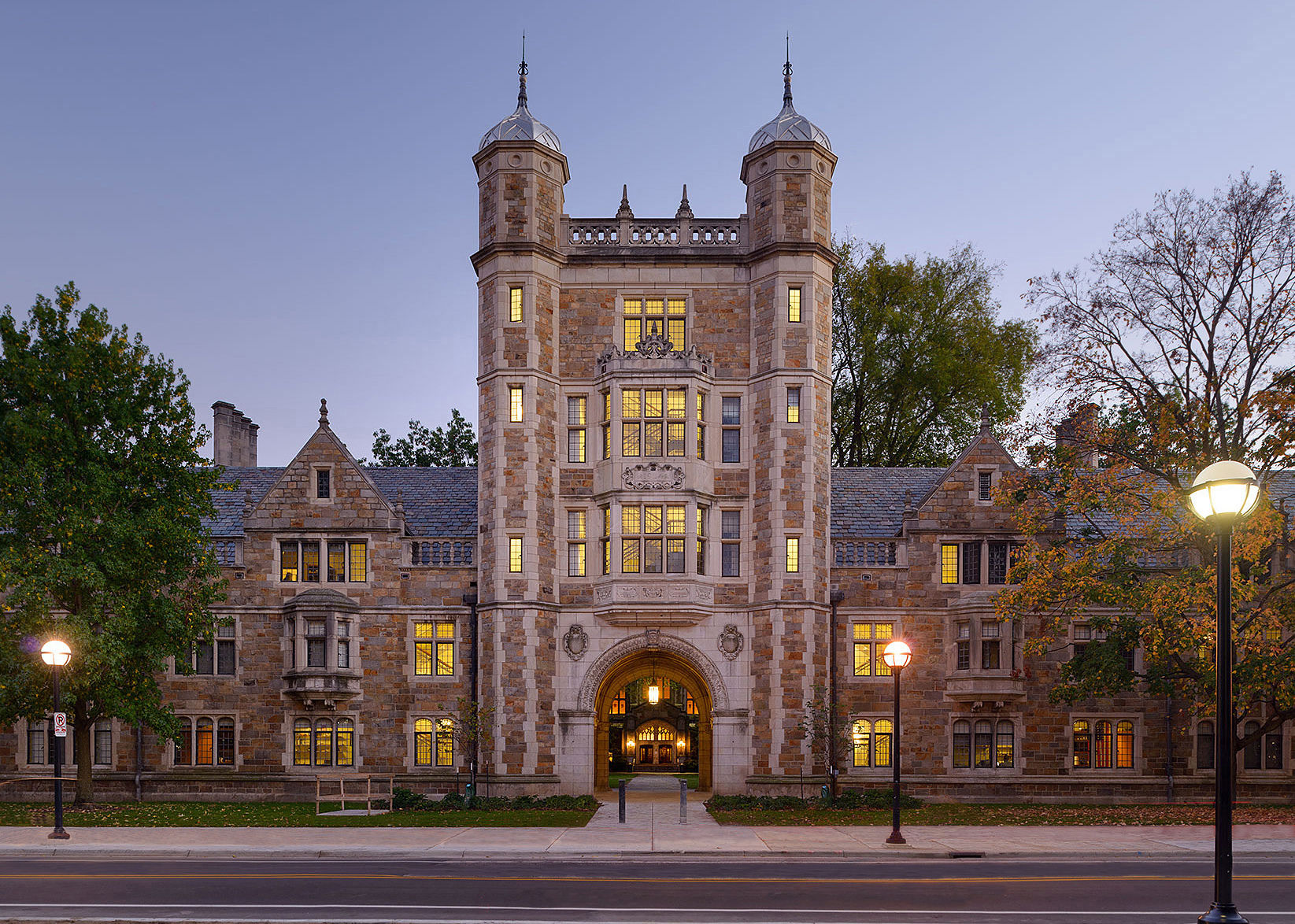University of Michigan-Ann Arbor Law School