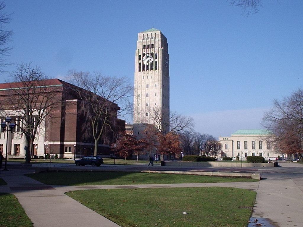 University of Michigan-Ann Arbor Burton Memorial Tower