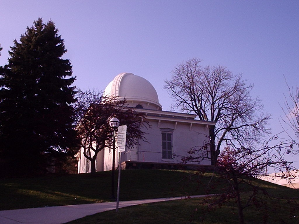 University of Michigan-Ann Arbor Detroit Observatory