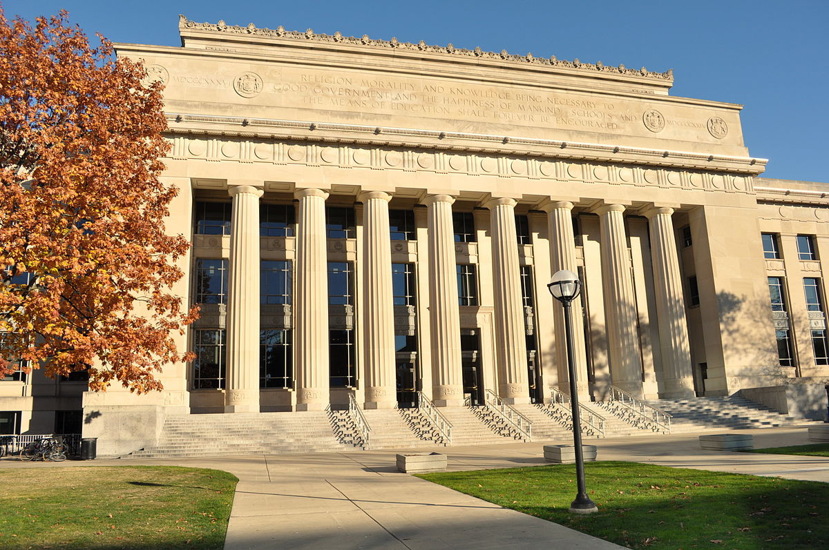University of Michigan-Ann Arbor Angell Hall