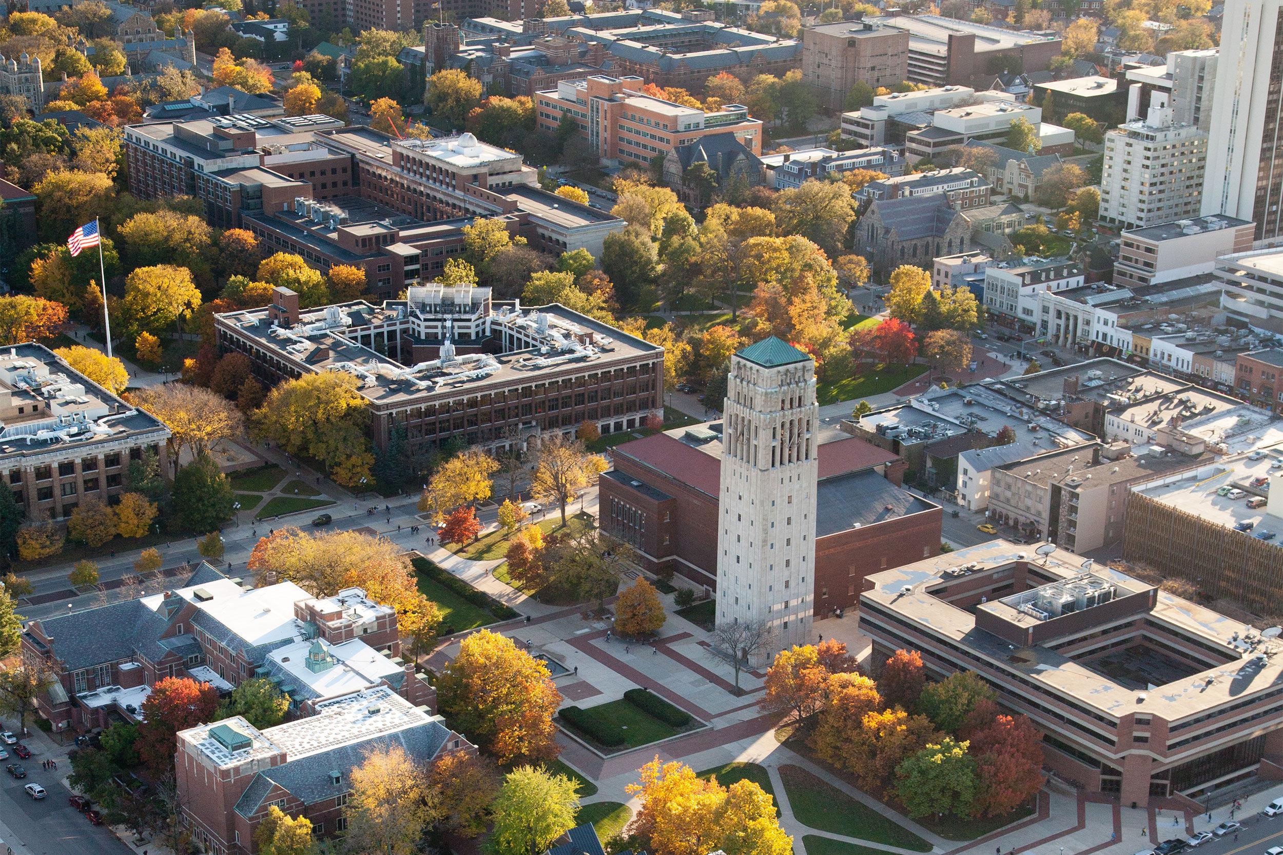 University of Michigan-Ann Arbor main campus