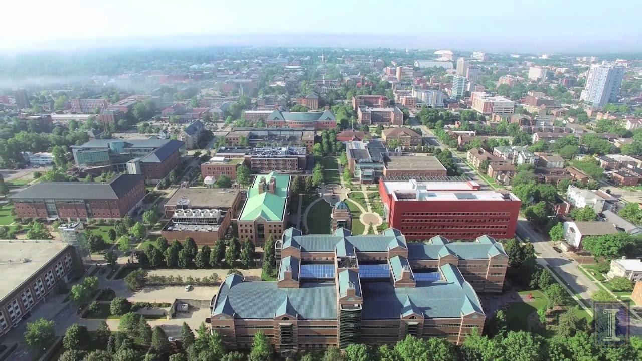 UIUC伊利諾大學香檳分校 - 名聲響亮的公立大學,理工學科全美頂尖