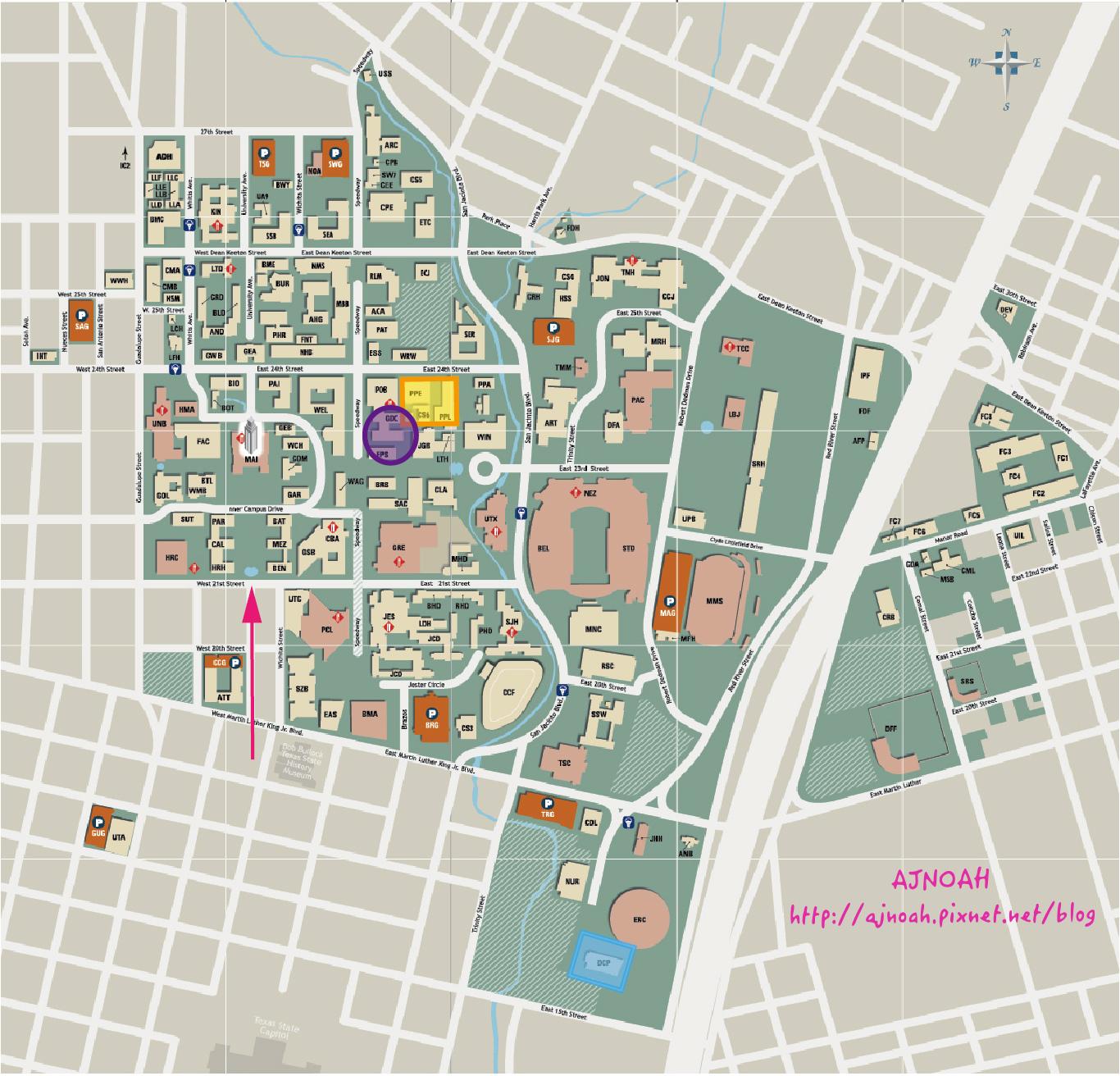 UT-Austin德州大學奧斯汀分校 - 位於德州政經中心,高科技企業愛攬才