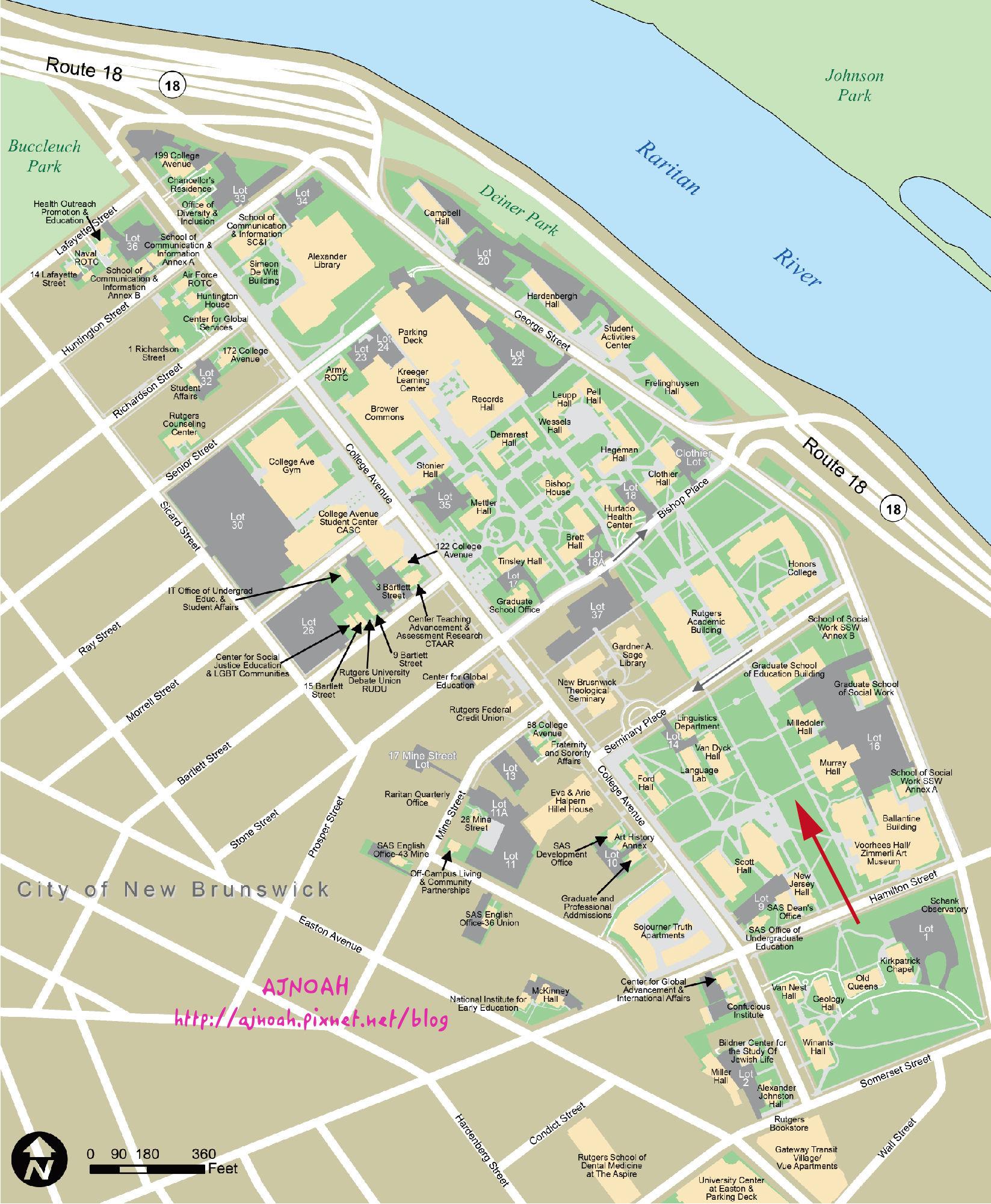 GW喬治華盛頓大學 - 位於首都圈的頂尖大學,素有政治家搖籃的稱號