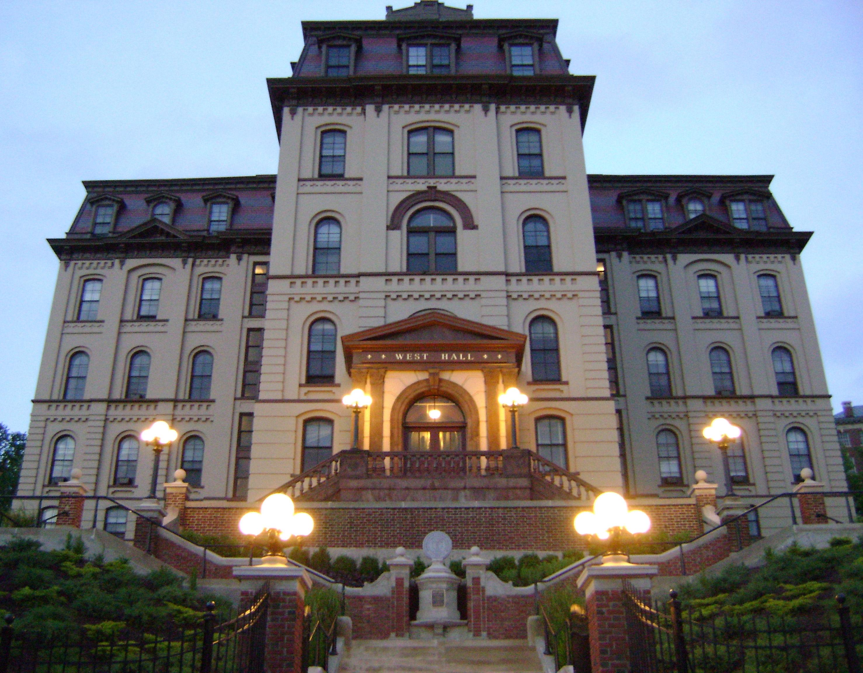 RPI倫斯勒理工學院 - 美國最早的工科大學,培育大公司喜愛的人才