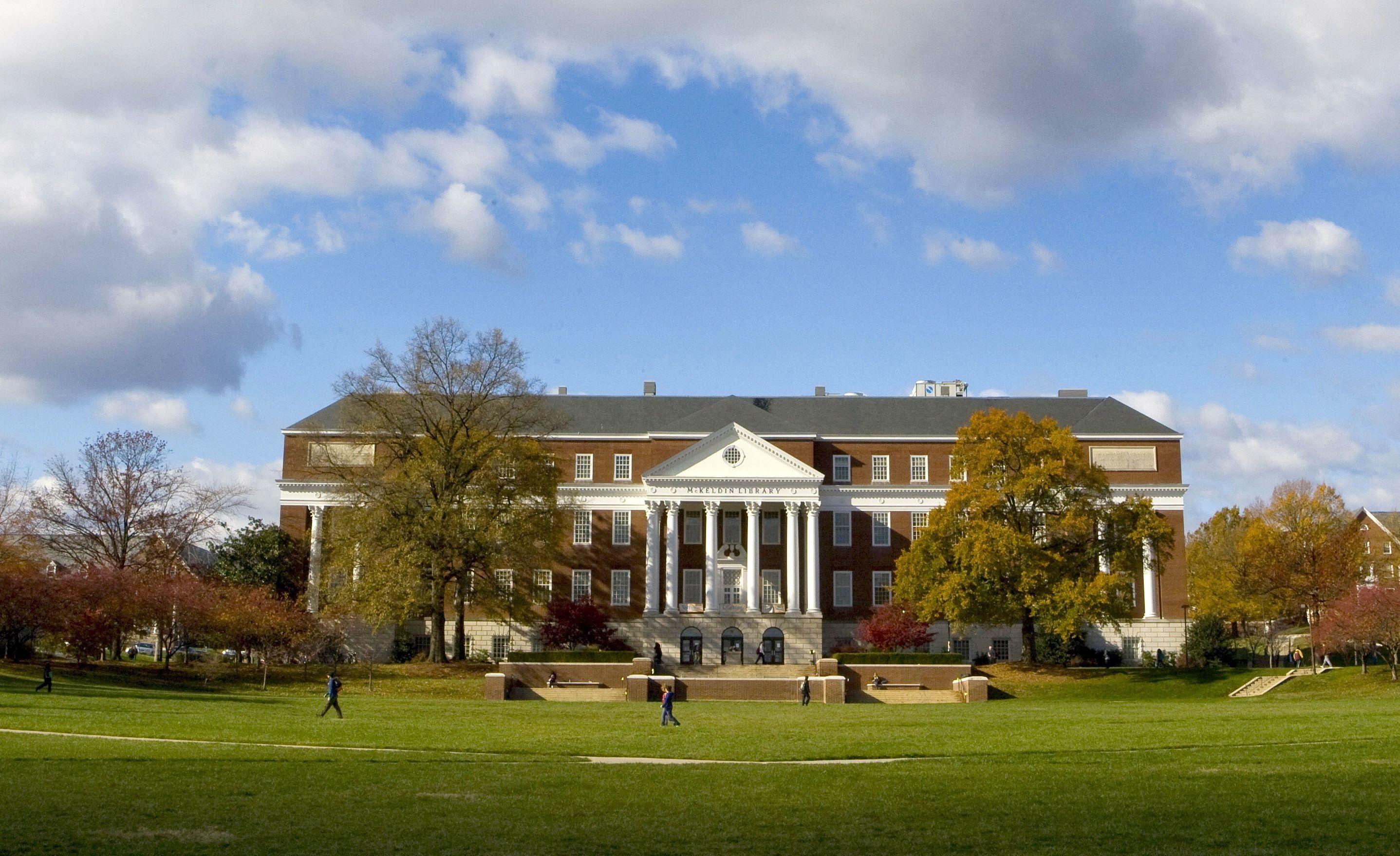 UMD馬里蘭大學 - 位於華盛頓都會區的優質公立大學