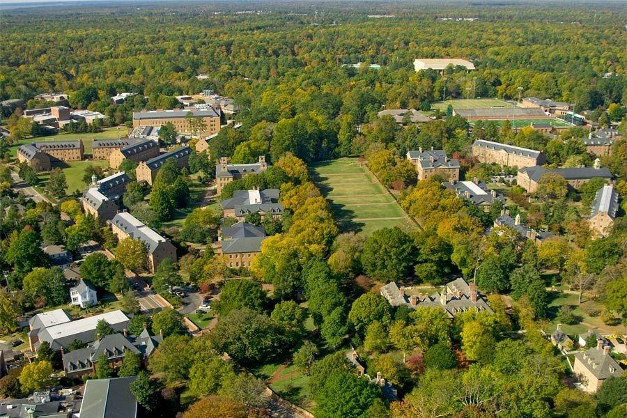 W&M威廉瑪麗學院 - 有著「美國母校」之稱的歷史地位,高水平的本科教育