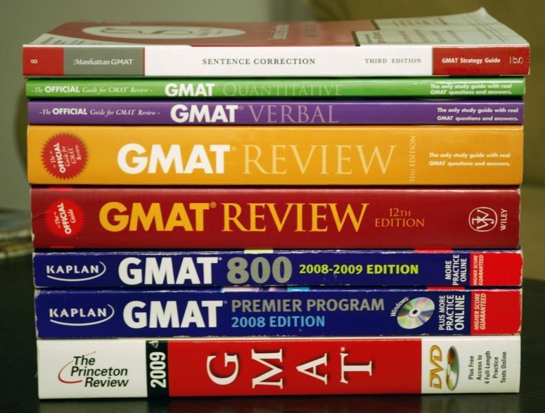 GMAT 商學院研究所入學考試介紹、測驗內容、分數