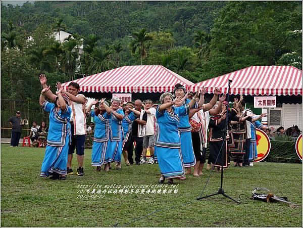 101年布農族丹社族群射耳祭暨傳統競賽8