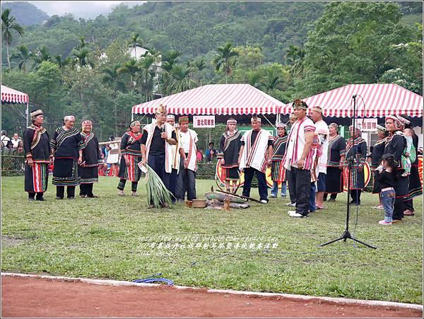 101年布農族丹社族群射耳祭暨傳統競賽16