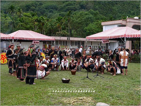 101年布農族丹社族群射耳祭暨傳統競賽21