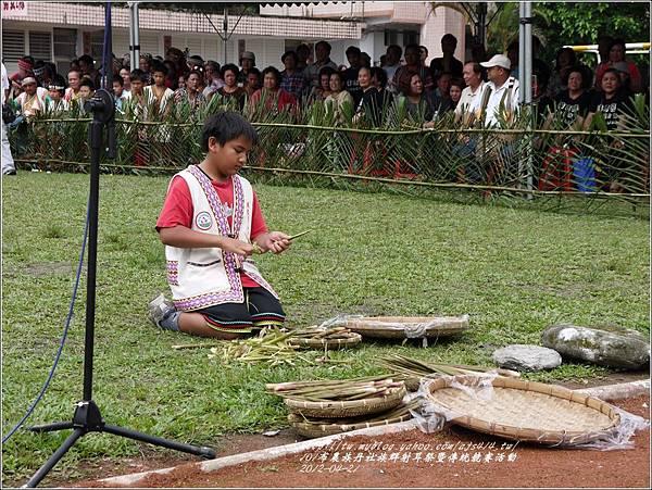 101年布農族丹社族群射耳祭暨傳統競賽31