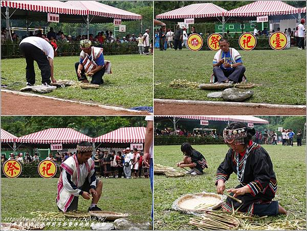 101年布農族丹社族群射耳祭暨傳統競賽32