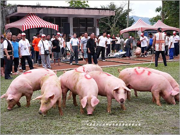 101年布農族丹社族群射耳祭暨傳統競賽42