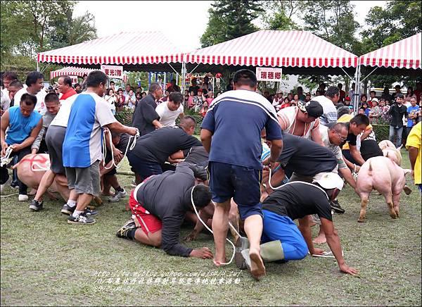 101年布農族丹社族群射耳祭暨傳統競賽44
