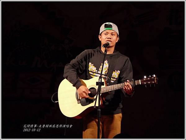 2012-10-感恩祭演唱會2