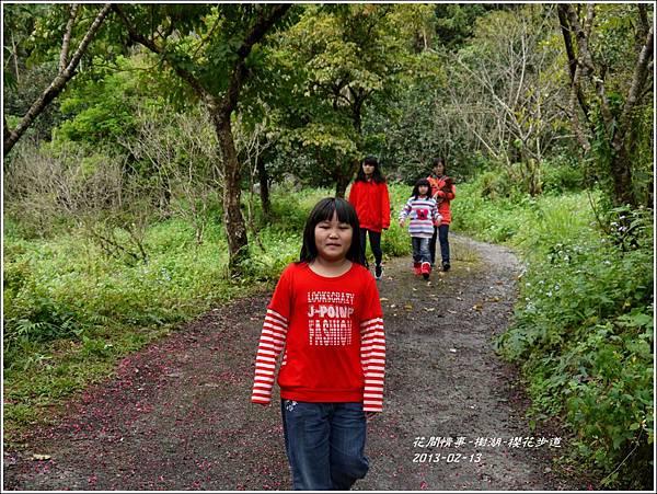 2013-02-樹湖-櫻花步道15