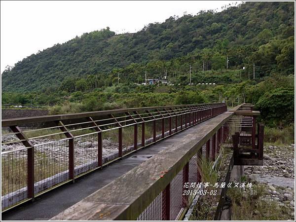2013-03-馬蘭ㄍㄡ溪橋1