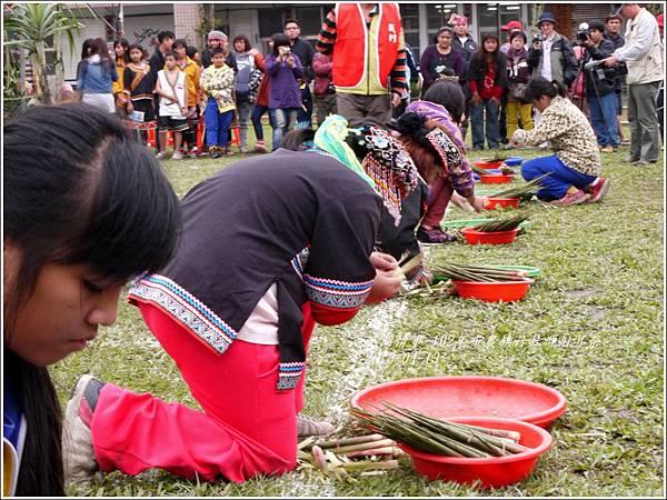 102年布農族丹社群射耳祭10