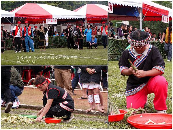 102年布農族丹社群射耳祭11