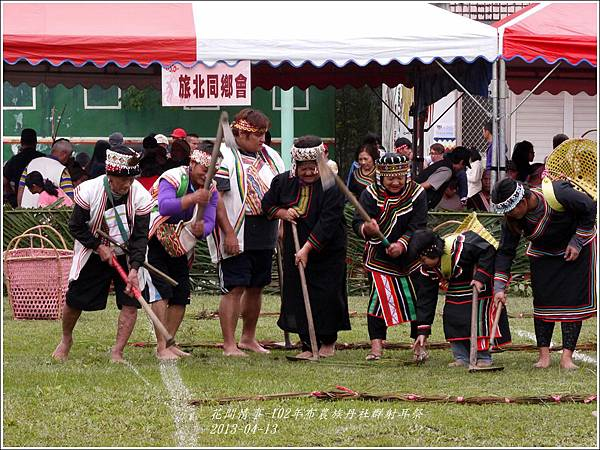 102年布農族丹社群射耳祭19