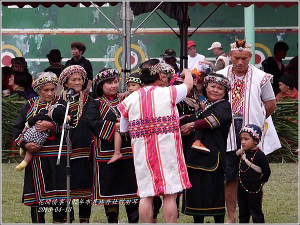 102年布農族丹社群射耳祭21
