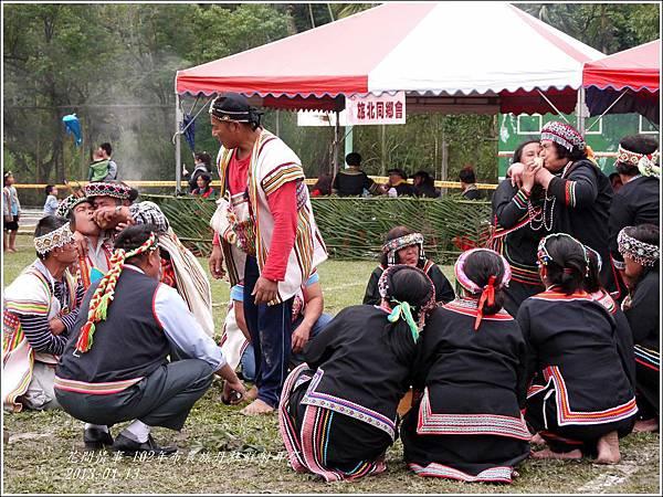 102年布農族丹社群射耳祭27