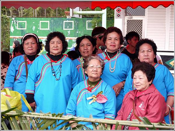 102年布農族丹社群射耳祭41