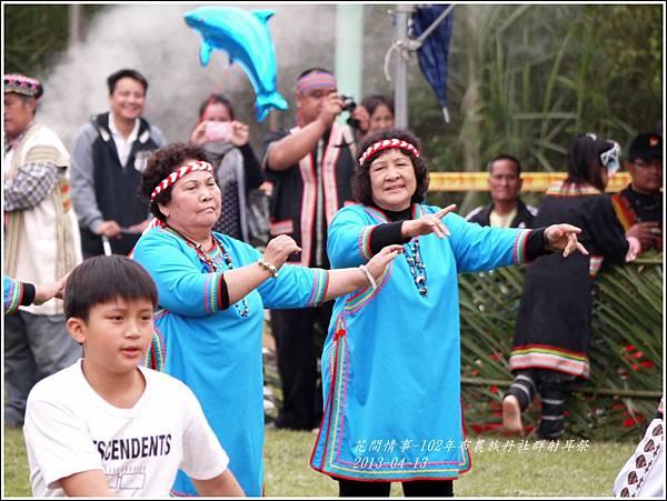 102年布農族丹社群射耳祭42