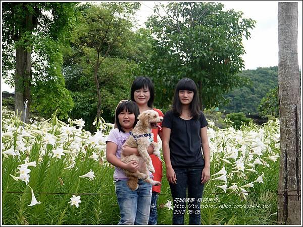 2013-05-百合戀(瑞穗泛舟遊客中心)18