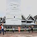 外拍日-遊客中心15