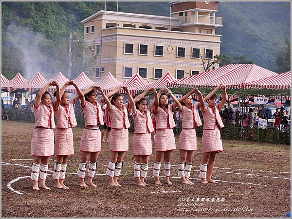 102年太魯閣族感恩祭8